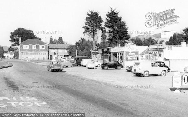 Photo of Yelverton, The Parade c.1965