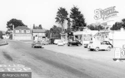 Yelverton, The Parade c.1965