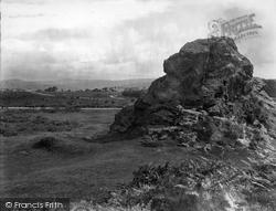 Yelverton, The Rock 1931