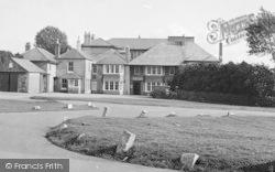 Yelverton, The Rock Hotel c.1955