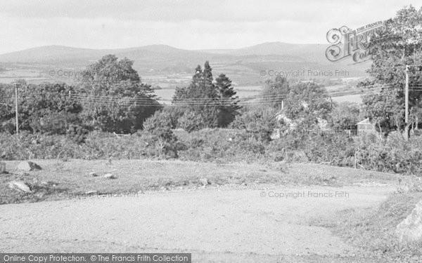 Photo of Yelverton, The Tors c.1955