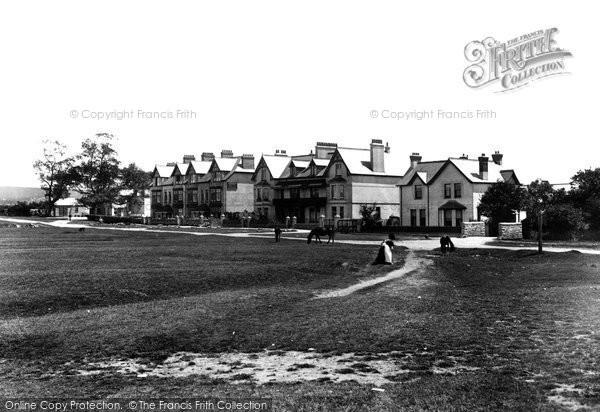 Photo of Yelverton, Villas 1898