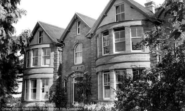 Photo of Yeovil, Balidon Maternity Hospital c.1960