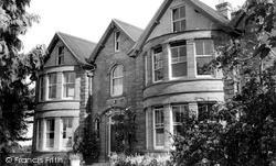 Yeovil, Balidon Maternity Hospital c.1960