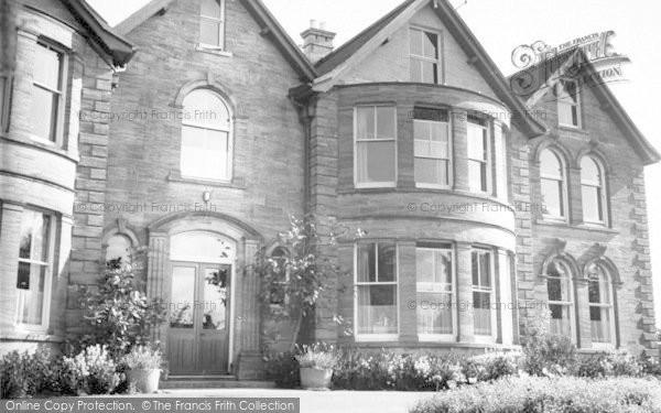 Photo of Yeovil, Balidon Maternity Hospital c.1960