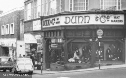 Yeovil, Dunn & Co Chain Store c.1965