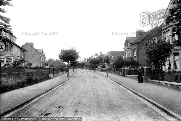 Photo of Yeovil, Grove Avenue 1912