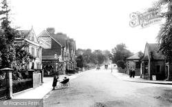 Yeovil, Hendford Hill 1912