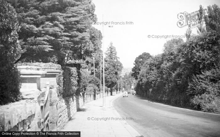 Photo of Yeovil, Hendford Hill c.1955
