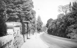 Yeovil, Hendford Hill c.1955