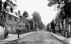 Yeovil, Hendford Manor 1912