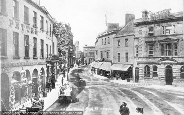 Photo of Yeovil, High Street 1900