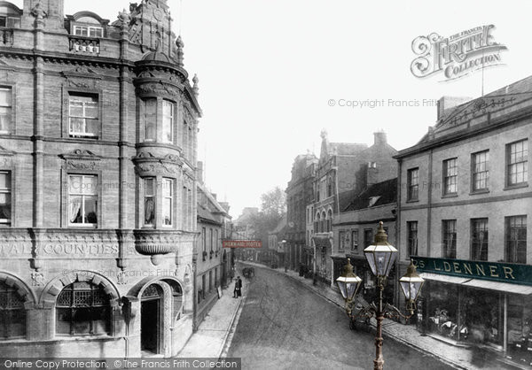 Photo of Yeovil, High Street 1903