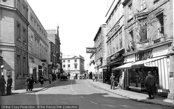 Photo of Yeovil, High Street c.1950