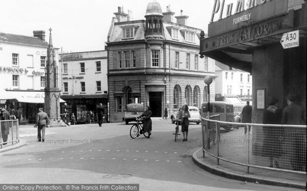 Photo of Yeovil, High Street c.1955