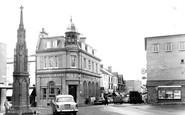 Yeovil, High Street c1960