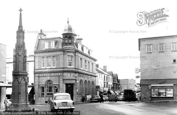 Photo of Yeovil, High Street c1960