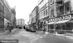 Yeovil, High Street c.1965
