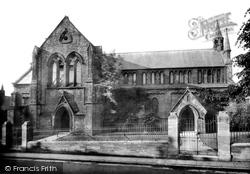 Yeovil, Holy Trinity Church, North Side 1900