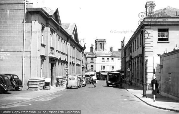 Photo of Yeovil, King George Street c.1950