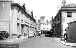 Yeovil, King George Street c.1950