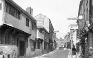 Yeovil, Middle Street 1900