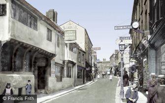 Yeovil, Middle Street 1900