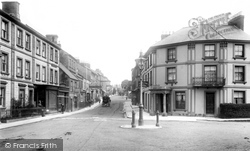 Yeovil, Middle Street 1903