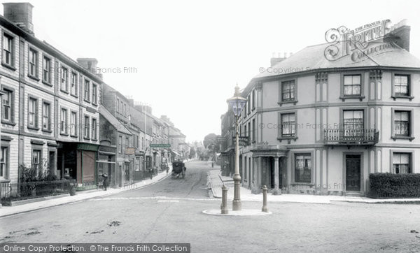 Photo of Yeovil, Middle Street 1903