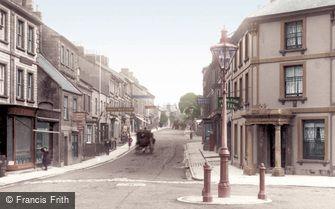 Yeovil, Middle Street 1903