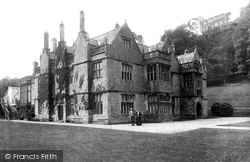 Yeovil, Newton House 1900