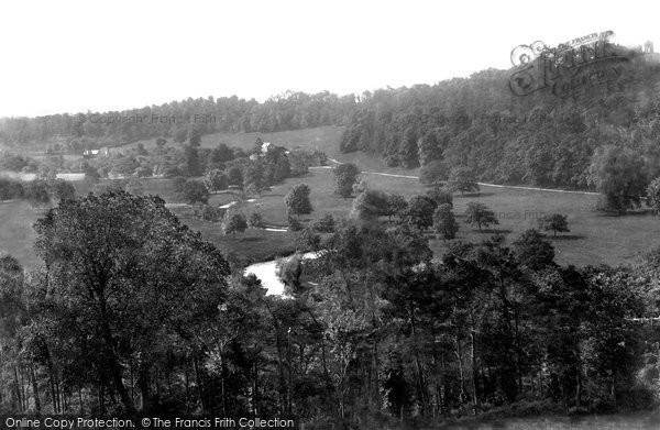 Photo of Yeovil, Newton House And Park 1900