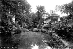 Yeovil, Nine Springs 1900