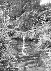 Yeovil, Nine Springs c.1955