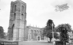 Yeovil, Parish Church c.1965