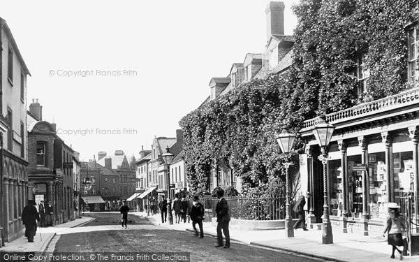 Photo of Yeovil, Princes Street 1900