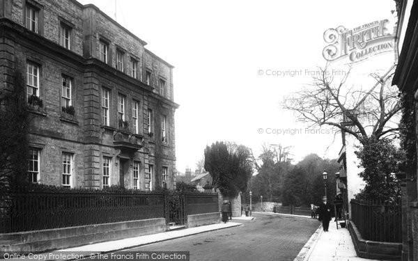 Photo of Yeovil, Princes Street 1903
