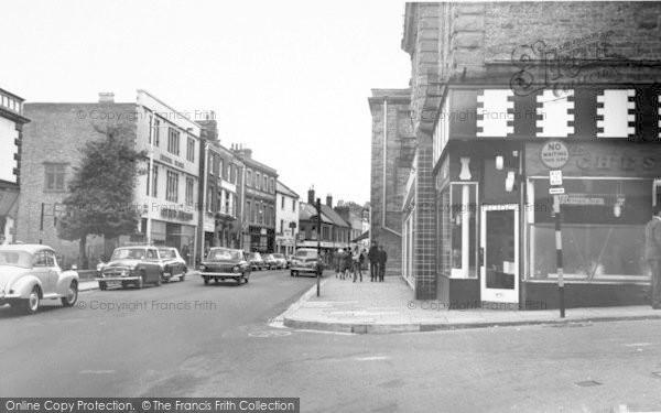 Photo of Yeovil, Princes Street c.1965