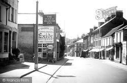Yeovil, Sherborne Road c.1955