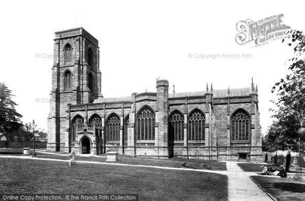 Photo of Yeovil, St John's Church 1900