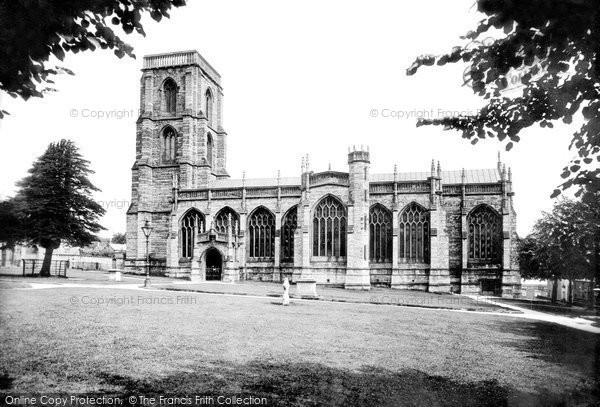 Photo of Yeovil, St John's Church 1912