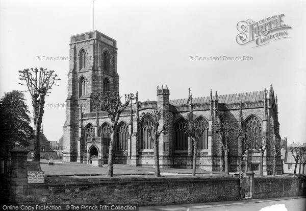 Photo of Yeovil, St John's Church c.1950