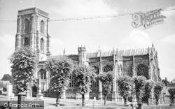 Yeovil, St John's Church c.1955