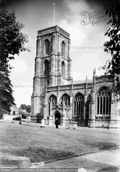 Photo of Yeovil, St John's Church c.1955
