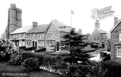 Yeovil, St Michael's Avenue 1912