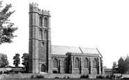 Yeovil, St Michael's Church 1900