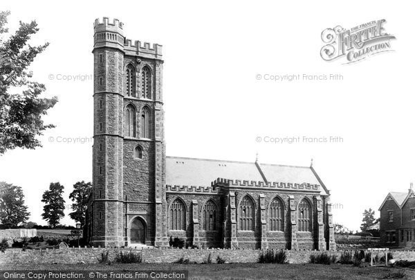 Photo of Yeovil, St Michael's Church 1900