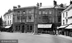 Yeovil, The Borough c.1955