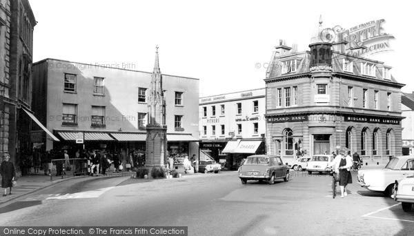 Photo of Yeovil, The Borough c.1965