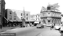 Yeovil, The Borough c.1965